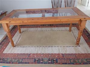 Dining Room furniture and Carpet