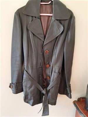 Authenticity Vintage Leather Jacket