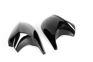 BMW 3 Series (E92 LCI) M Style Mirror Caps - Gloss Black