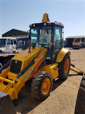 Used 2007 Newholland LB75B-4PT TLB for sale