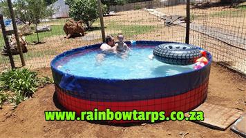 Porta Pools/ Mesh swimming pools/ Draad Swembaddens/Vinyl pools