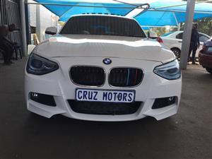 2016 BMW 1 Series 125i 5 door M Sport sports auto