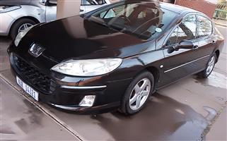 2005 Peugeot 407 2.2 ST Sport