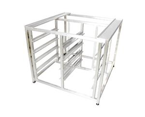CONVECTION OVEN STANDS - S/STEEL (304)