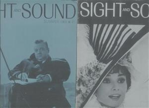 Sight and Sound Magazines x 21    1962 -1965