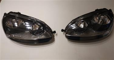 Golf 5 GTI headlights for sale