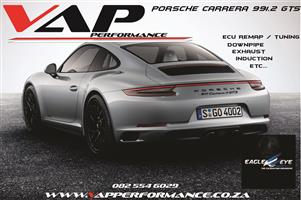 Porsche Carrera 991.2 GTS Tuning / Performance / ECU Remapping