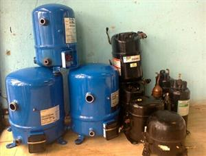 Fridge and cold room compressor