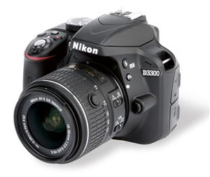 Best deal on  Nikon d3300 .