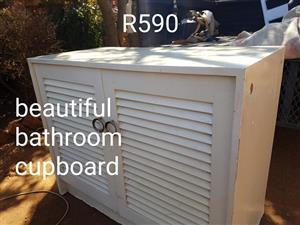 Bathroom cupboard for sale