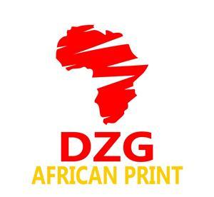 DZG AFRICAN PRINT