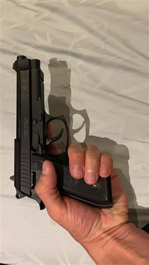 KWC/Taurus PT 99 AF Gas BB gun.