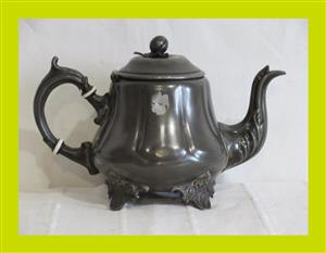 Antique pewter tea pot(SKU 219), used for sale  Durban - Outer West Durban