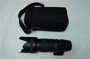 Sigma 70-200mm F2.8 EX DG OS HSM Telephoto Lens for Canon