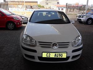 2007 VW Golf 1.6 Comfortline