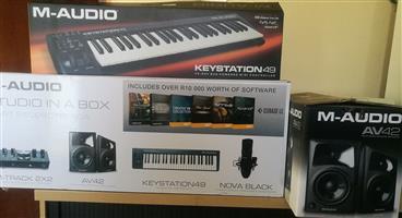 Home Studio N a Box Complete