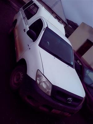 2007 Toyota Hilux 2.5D 4D