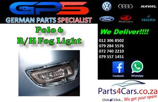 Used Polo 6 R/H Fog Light for Sale