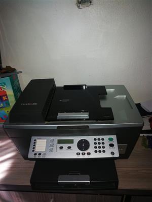 Lexmark all in 1 printer