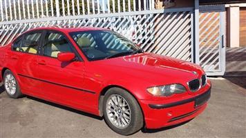 2002 BMW 3 Series sedan
