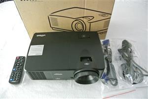 Vivitek DS234 Portable 8000 Hour 3D Projector UNUSED