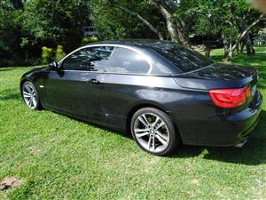2010 BMW 3 Series 330i convertible steptronic