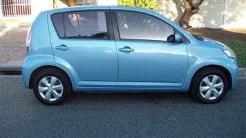 2010 Daihatsu Sirion 1.3