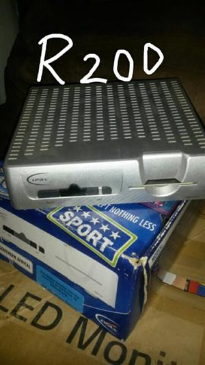 DSTV Decoder for sale