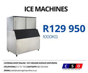 Ice Machine 1000kg