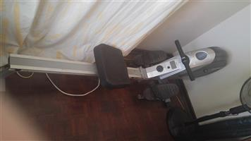 Trogen Rowing Machine