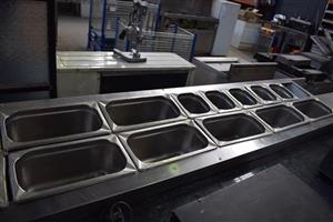13 Slot food warmer for sale