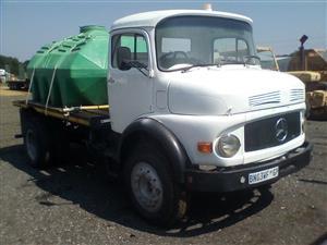 Mercedes Bullnose Watertanker