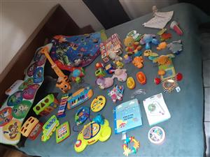 Various kiddies toys for sale