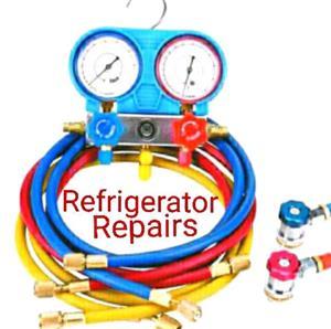 We repair fridges and freezers onsite