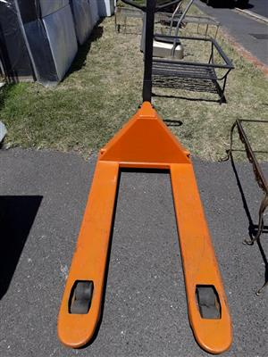 Industrial trolley and lifter for sale