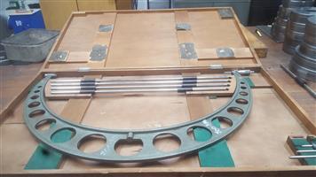 Mitutoyo Micrometer 700-800mm, used for sale  Boksburg
