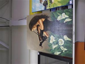 Lizette Esterhuizen Painting