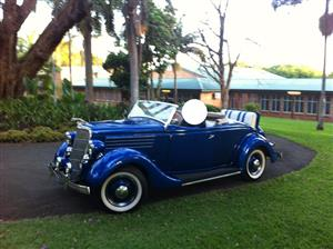 1935 Ford V8 Roadster