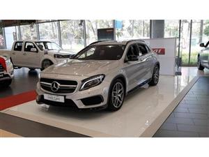 2015 Mercedes Benz GLA 45 AMG 4Matic