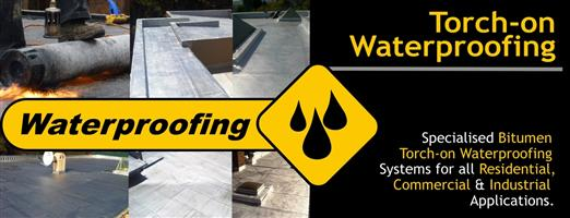 Waterproofing services - Fast,affordable and negotiable charges