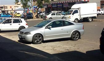 2002 Opel Astra 2.0 Turbo Sport