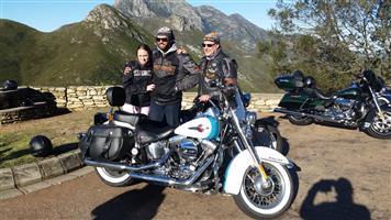 Harley Davidson Rentals Garden Route