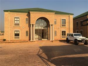 BRAND NEW, AAA GRADE OFFICES TO LET IN HIGHVELD TECHNO PARK, CENTURION!