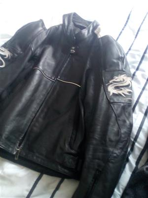 Arlen Ness Leather Bike Jacket - Price Drop til Friday