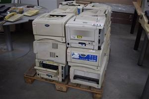 Various brother printers for sale