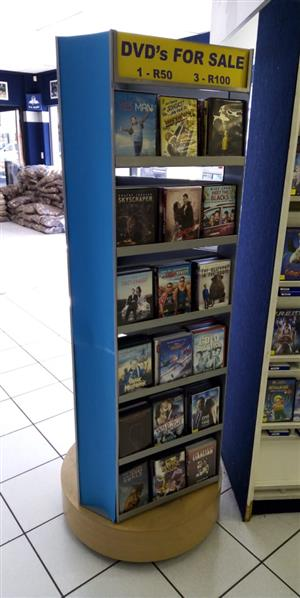 Video Shelves for free