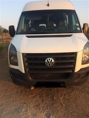 2010 VW Crafter