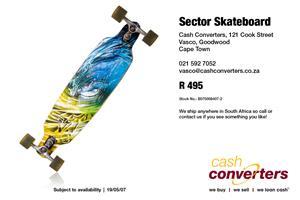 Sector Skateboard