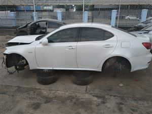 Lexus 2008 for Stripping for parts
