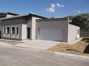 SOUGHT AFTER dream house,3 bedroom - brand new upmarket, overlooking Kloof, for sale - no transfer fees